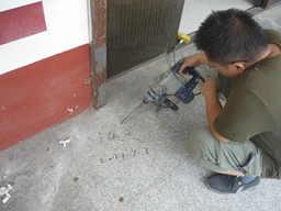 地下管道漏水测修